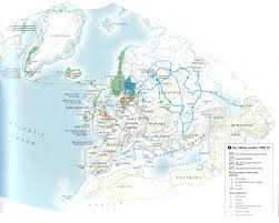 Kiev Map Vikingarna Jpg