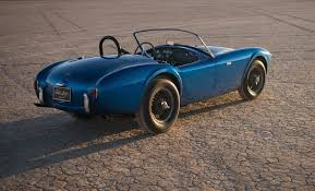 first car ever made first cobra ever made to go up for auction in monterey