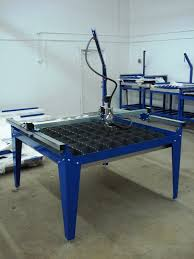 cnc plasma cutting table just in precision plasma llc new iplasma 4x4 table cnczone com the