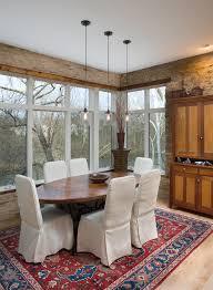 Rustic Dining Room Table Built In Corner Dining Table Dining Room Rustic With Cabinet