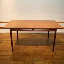 G Plan Coffee Table Teak - ib kofod larsen g plan teak dining table vintage retro