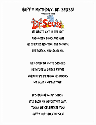 amazing dr seuss birthday quotes image best birthday quotes