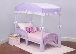Toddler Bed With Canopy Toddler Bed Canopy Delta Children