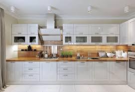 cuisine longueur idée relooking cuisine modèle de cuisine moderne aménagée en
