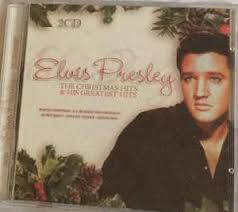 elvis presley the christmas hits u0026 his greatest hits cd at discogs