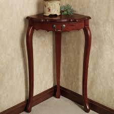 Corner Tables For Hallway Innenarchitektur Various Options For Corner Accent Table Design