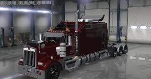 buy kenworth w900 kenworth w900 long remix mod american truck simulator mod ats mod