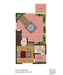 3d Home Design 7 Marla by 3d Front Elevation Com Marla House Floor Plan Idolza