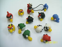 bird figures claystationyong wholesale angry birds make with polymer clay