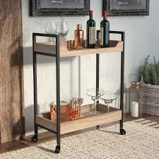 Wall Bar Table Bar Carts You U0027ll Love Wayfair