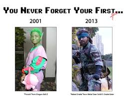 Cosplay Meme - then and now cosplay meme by snowbunnystudios on deviantart