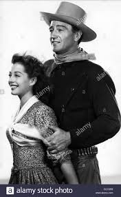 Bad Man Gail Russell U0026 John Wayne Angel And The Badman The Angel And The