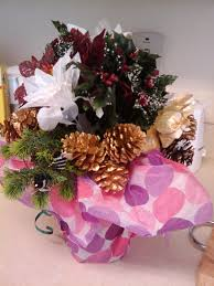 christmas floral arrangements christmas floral