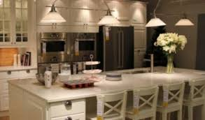 kitchen island stools with backs gray counter kitchen island with leather bar stools home devotee