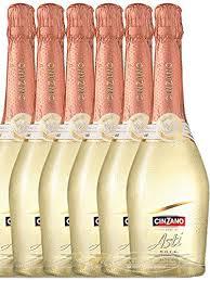 cinzano asti cinzano asti sparkling wine nv 75 cl of 6 co uk