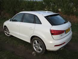 audi jeep q3 audi q3 tdi quattro s line 140 ps s tronic road test report and review
