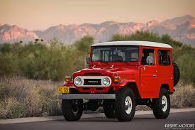 1978 toyota land cruiser fj40 desert motors com