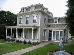Prairie Home Style Victorian House Architecture Terms Houses Battery Style Of In