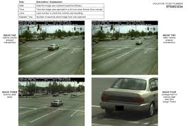red light camera violation hope you don t receive one of these in the mail a red light ticket