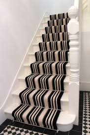 Black White Runner Rug Rugs Black And White Rug Runner Suitable Black And White