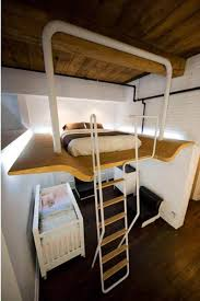 Cool Designs For Small Bedrooms Small Room Loft Design Ideas By L Mc Comber Architects Design