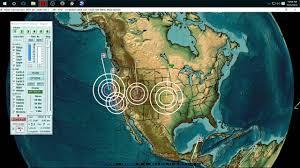 Earthquake Incident Map 9 15 2016 Earthquake Forecast Hits Nightly