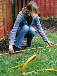 create a new garden border hgtv