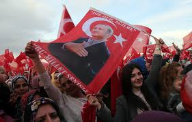 Turkey National Flag Is The Turkey Vote A Prelude To A French Surprise Chicago Tribune