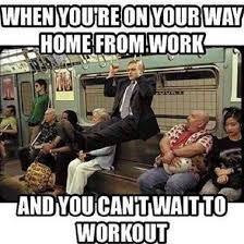Work Out Meme - can t wait to workout funny gym meme