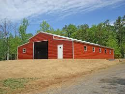The Barn Wooster Ohio Ohio Oh Metal Barns Steel Barns Metal Pole Barns Prices