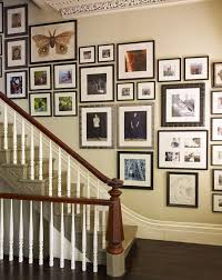 wall gallery ideas decorations nice nice wall gallery art decor ideas with dark brown