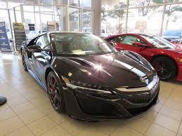 new 2017 acura nsx for sale in north haven ct serving