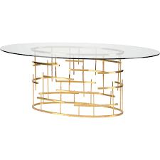 nuevo modern furniture hgsx220 tiffany oval 77