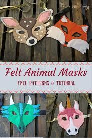 224 best masks images on pinterest felt mask costumes and masks