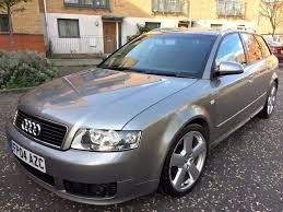 audi a4 1 9 tdi sport 130 bhp s line 2004 estate parking sensors