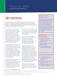 toyota case study iso 9000 regulatory compliance