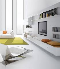 Modular Cabinets Living Room Simple And Elegant Elevenfive Wall System Modular Storage Wall