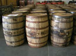whiskey barrel table for sale wish i knew about this site before i ordered a side table kentucky