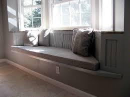 Seat Bench Cushions Images About Window Seat On Pinterest Seats Bench Cushions And