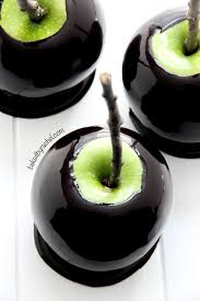 where can i buy candy apples spooky black caramel apples baked by