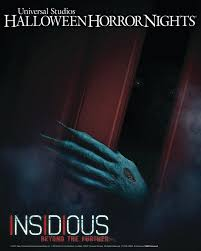 halloween horror nights 21 universal studios hollywood unleashes u0027insidious beyond the