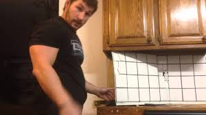 how to remove tile backsplash youtube