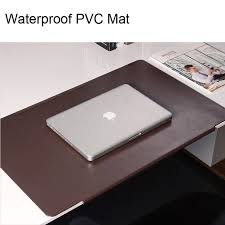 Gaming Desk Pad Aliexpress Com Buy Large Size Gaming Mouse Pad Pvc Leather