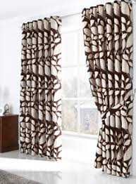Chocolate Curtains Eyelet Leaf Chocolate Eyelet Ring Top Curtains Eyelet Curtains