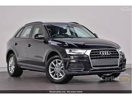 suv audi q3 audi q3 2016 tfsi 1 4 in selangor automatic suv grey for rm