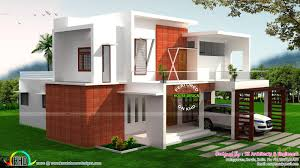 2605 sq ft modern house plan architecture kerala home design and