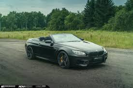 modified bmw bmw m6 convertible sits on adv 1 wheels modified bmw pinterest