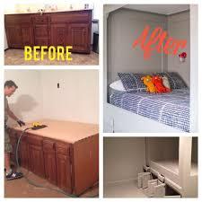 Painting A Bathroom Vanity Before And After by Diy Bathroom Vanity Paint Brightpulse Us