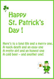 free printable st patrick u0027s day greeting cards worldwide