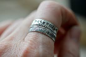 stackable personalized rings stackable name rings name ring personalized ring gift for